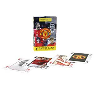 Manchester United FC Playing Cards - Football Gifts