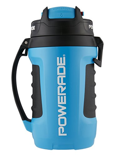 Powerade - Borraccia Professionale, 73428, Cyan, 64 Ounce