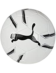Puma PRO Training 2 MS Ball, Palla Unisex-Adulto, Bianco White Black-Silver, 5
