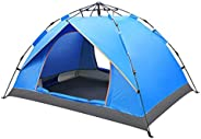 TANXIANZHE TXZ-0070 B3 Single Layer Tent Camping Tent Outdoor Automatic Tent Waterproof/Rain-Proof for Camping