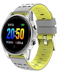Chenang R13 Intelligente Uhr, Wasserdicht IP67 Fitnessarmband,Kalorienzähler Unisex Armband Bluetooth Fitness Uhr Smartes Armband für Damen Herren Schlafüberwachung Intelligent Armband