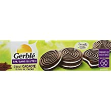 Gerble, Galleta fresca de chocolate - 12 de 125 gr. (Total 1500 gr