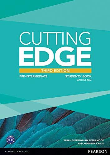 Cutting Edge Pre-Intermediate Students' Book with DVD (Cutting Edge Pre-intermediate)