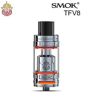 SMOK TFV8 CLOUD BEAST 6mL Sub Ohm Tank (STAINLESS STEEL)