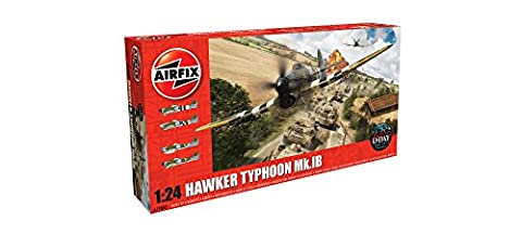 Airfix Kit Échelle 1: 24modèle Hawker Typhoon mkib
