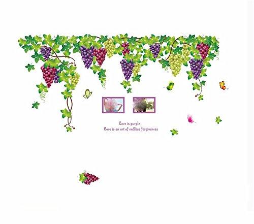 xjklfjsiu-adesivi-murali-uva-frutto-adesivi-murali-camera-da-letto-autoadesivi-del-contesto-sofa-tv-