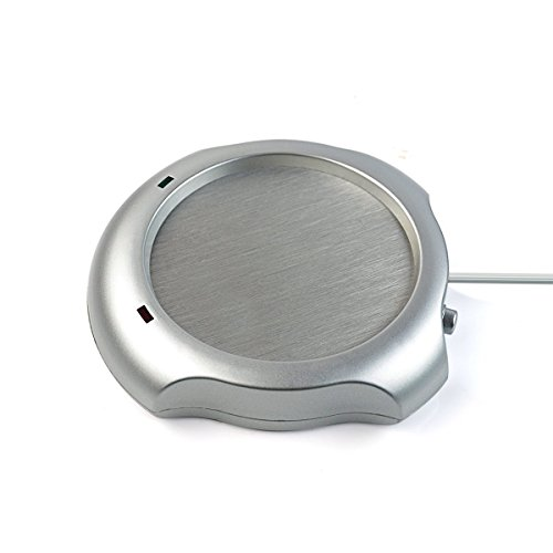 Cyber Cart USB Heating Coaster Coffee Tea Cup Mug Warmer Mat Pad Test