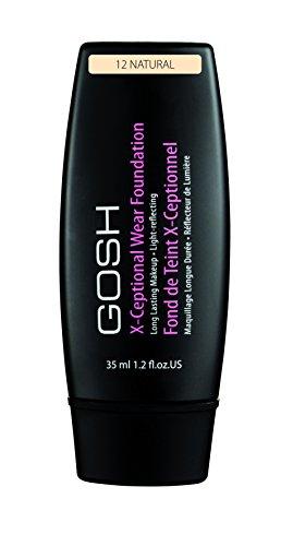 Gosh Copenhagen X-Ceptional Wear Make-up 12 Natural 35ml