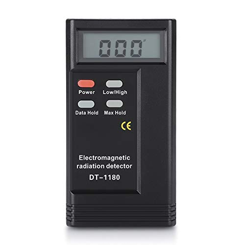 Eboxer Zweifrequenz-elektrisches Magnetfeld-Gauß-Detektor Elektromagnetische Strahlungsmessgerät für Haushaltsgeräte, Umwelt usw.