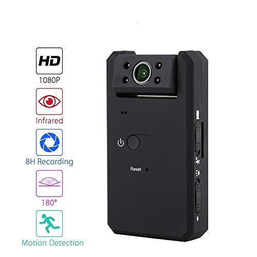 TONGTONG Mikrokamera 4K HD WiFi Camcorder Night Vision Mini DVR Bike IP APP Motion Detection Cam 170 Mini-Videokamera Night Vision Cam