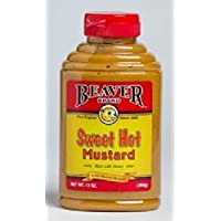 Bearver Brand - Mostaza Dulce Picante 368g