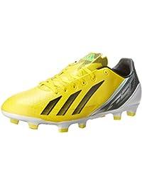 huge discount 36d57 9b90e adidas F30 TRX FG G65383 Yellow Black Green White Synthetic Men s Soccer  Cleats