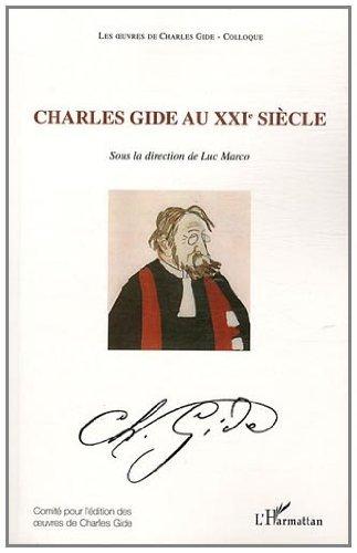 Charles Gide au XXIe siècle: Volume 13