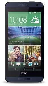HTC Desire 610 Smartphone débloqué 4G (Ecran: 4.7 pouces - 8 Go - Android 4.4 KitKat) Bleu