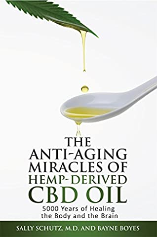 The Anti-Aging Miracles of Hemp-Derived CBD Oil: 5,000 Years of Healing The Body and The Brain