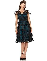 Voodoo Vixen Kleid MAY DRESS 8085