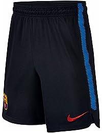 Nike Y Dry SQD K Pantalones Cortos Línea FC Barcelona 1aa928fa89ee1