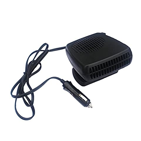 WINOMO 2 in 1 Car Heater Heating Cooling Fan Defroster Demister 12V