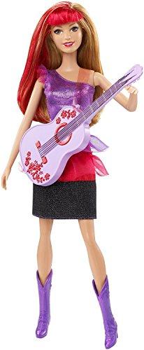 Barbie Rock´n Royals Puppe mit Gitarre