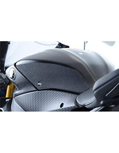 R&G RACING Kit Grip de réservoir 2 pièces Noir Yamaha R6