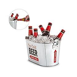 balvi-beerâ Kühler Party Time Metall