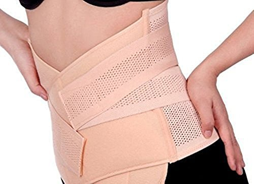 Women Postpartum straps abdomen strap shapers,breathable body protection shaper CORBELT belt straps