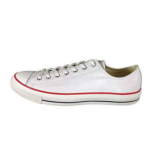 Converse Chuck Taylor Core, Chaussures Basses Homme, Blanc Blanc