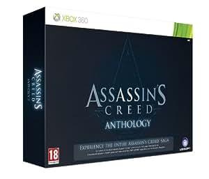 Assassin's Creed Anthology XBOX 360 (Pegi Version) auf Deutsch spielbar
