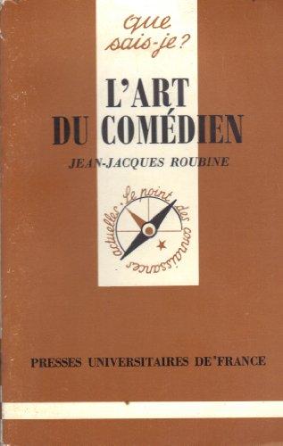 L'Art du comédien