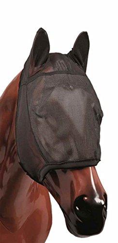 Maske mit Netz-Paddock Pflege des Pferdes und Scuderia TATTINI