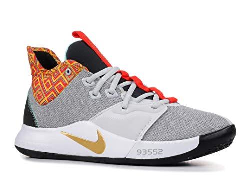 Nike PG 3 BHM 'Black History Month' - BQ6242-007 - Size 47.5-EU