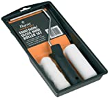 Harris 4129 4 Mini Gloss & Emulsion Roller Set, Multi