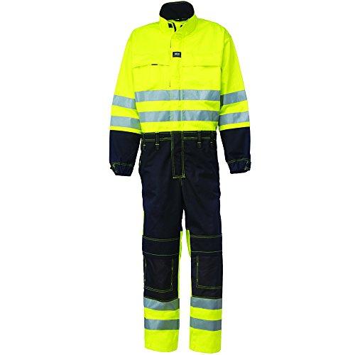 Helly hansen overall bridgewater suit 76670 - salopette con protezione ad alta visibilità, 34-076670-369-56