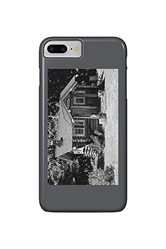 Port Angeles, WA Rosemary Inn Lake Crescent Photograph (iPhone 7 Plus Cell Phone Case, Slim Barely There) -