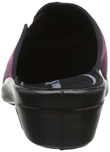 Romika Remo 293, Mules femme Rose (Pink)