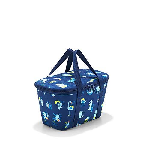 Reisenthel coolerbag XS Kids ABC Friends Blue Sporttasche, 28 cm, 4 Liter, ABC Friends Blue