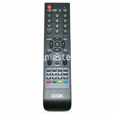 *Genuine* LOGIK LCD TV REMOTE CONTROL FOR MODELS L40DIGB20 & L32DIGB20
