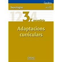 Tecnologíes 3º ESO Adaptacions Curriculars Motriz (Comunitat Valenciana) (Cuadernos Oxford) - 9788467367560