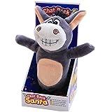 gouxia74534 Sprechen, Laufen, lustig, Tiere, Spielzeug, Plüsch, Babypuppe, Babypuppe, aus Stoff, Kinder, Spielzeug, elektrisch, klein, Plüsch C