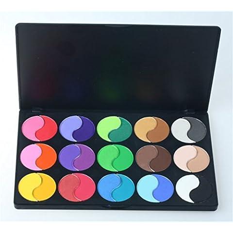 Pure Vie® 30 Colori Palette Ombretti Cosmetico