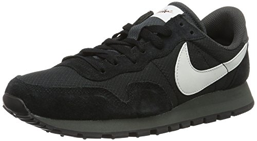 Nike Air Pegasus 83, Scarpe da Corsa Uomo Nero (Black / Pure Platinum-Anthracite-White)