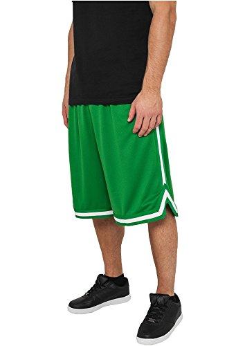 TB243 Stripes Mesh Shorts kurze Sporthose cgrcgrwht