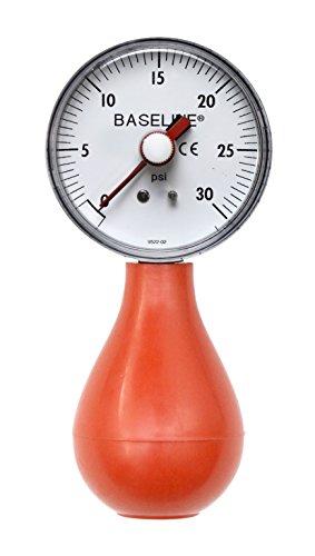 Baseline 12-0291 Ballon Manometer Handkraftmesser -