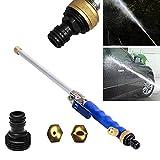 Parkomm High Pressure Power Washer Wand mit 2 Spray Nozzle, Wasser Spritzpistole ideal zum Waschen von Autos, Bewässerung von Garten und Rasen, Terrassen, Gehwegen und Garage