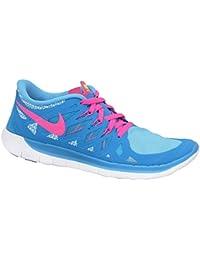 Nike - Free 50 GS - 644446401 - Colore: Rosa - Taglia: 38.0