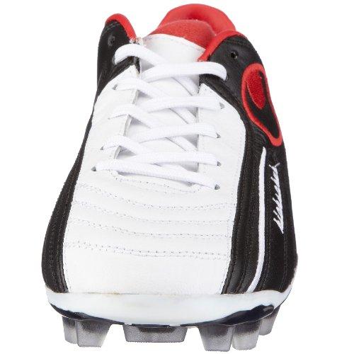 Uhlsport 100822201, Chaussures de football femme Blanc