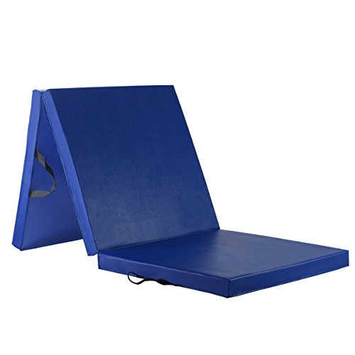 leapair-2x-6-x-2-gymnastics-mat-exercise-mats-blue