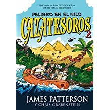 Cazatesoros 2. Peligro En El Nilo (Novela Gráfica) de James Patterson (13 may 2015) Tapa blanda