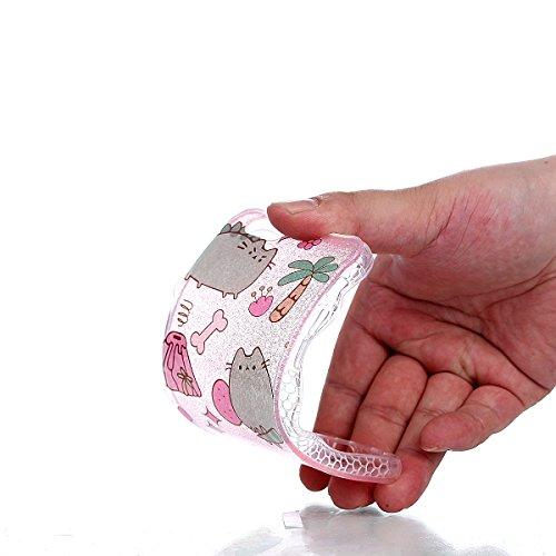 Voguecase® Pour Apple iPhone 6 Plus/6S Plus 5,5, TPU avec Absorption de Choc, Etui Silicone Souple, Légère / Ajustement Parfait Coque Shell Housse Cover pour iPhone 6 Plus/6S Plus 5,5 (Dessin animé 02 Dessin animé 02