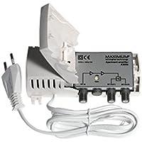 Kjaerulff1 Maximum AS039 - Amplificador de señal de antena (20dB)